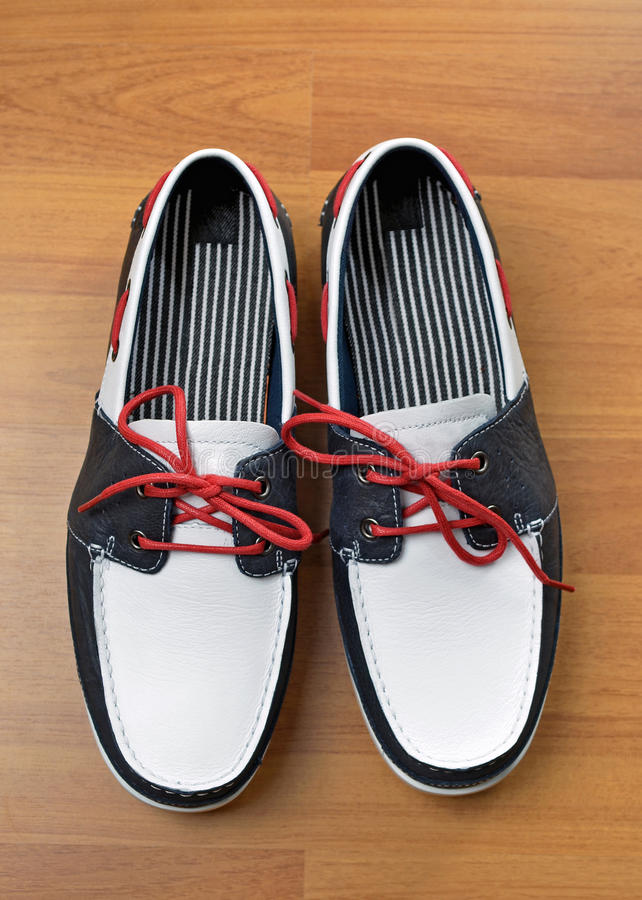 Casual Shoe Royalty Free Stock Images