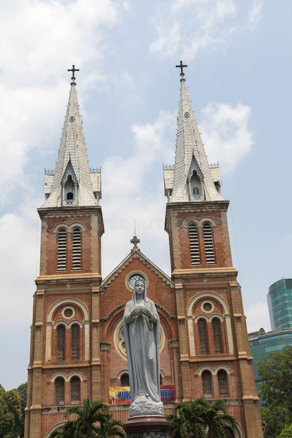 Católicos en Asia imagen de archivo libre de regalías