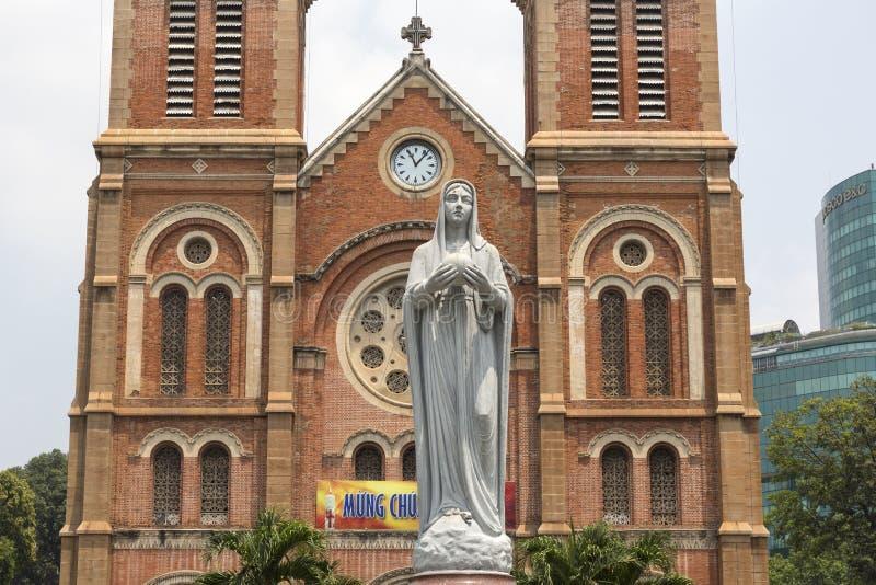 Católicos en Asia fotografía de archivo libre de regalías