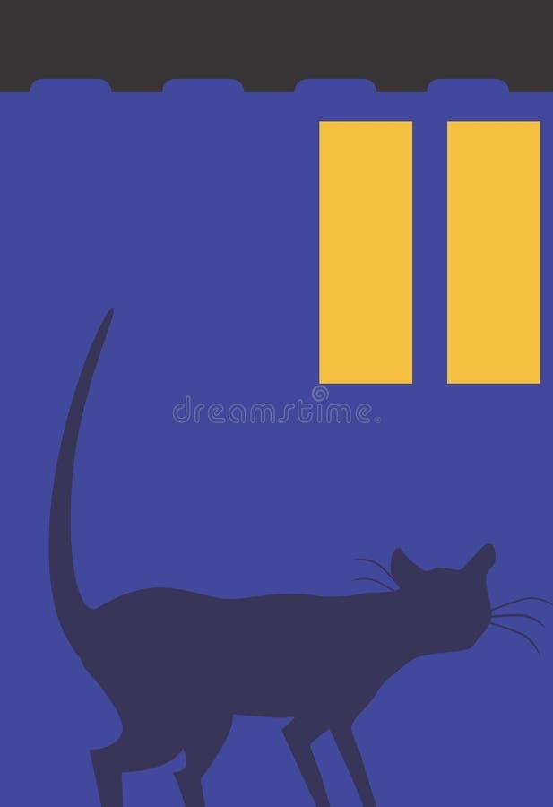 Download Cat stock vector. Image of built, structure, morden, legs - 3725953