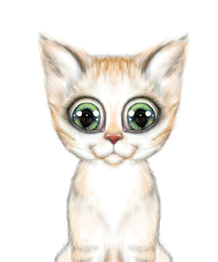 Hand Drawn Woman Logo Avatar: Cat Avatar Stock Illustrations 4,690 Cat Avatar Stock