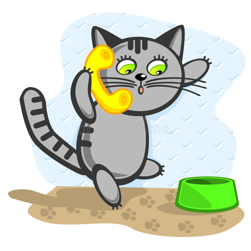 Free Cat Calls Stock Images - 21068294