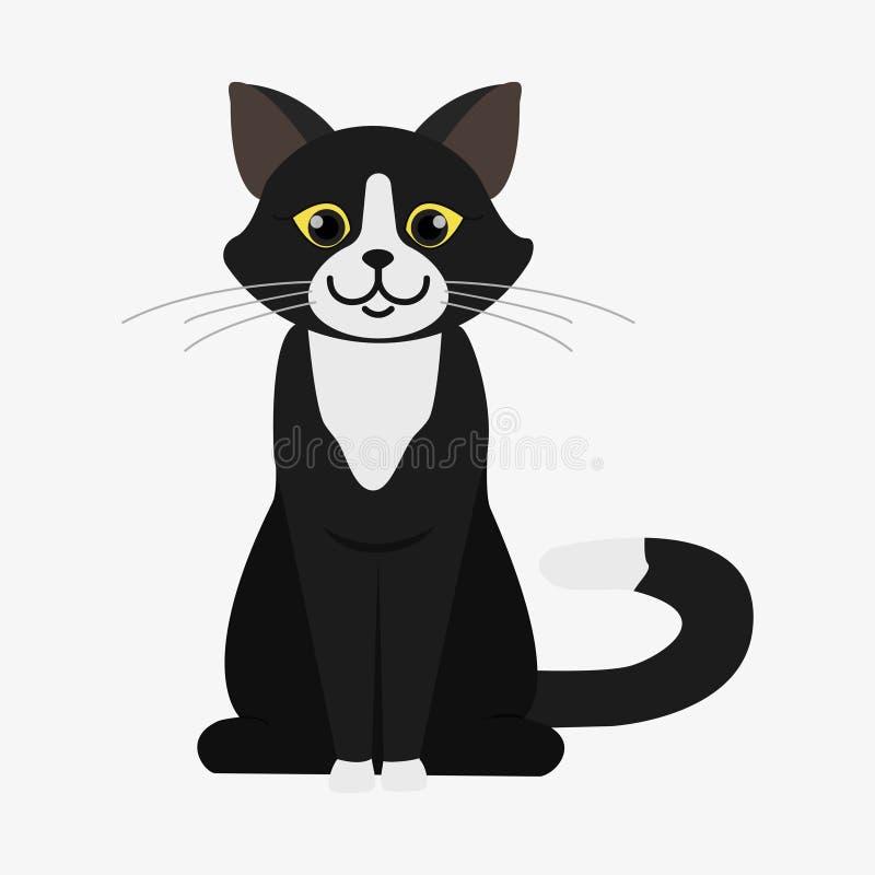black white cat felix stock illustrations 8 black white cat felix stock illustrations vectors clipart dreamstime black white cat felix stock