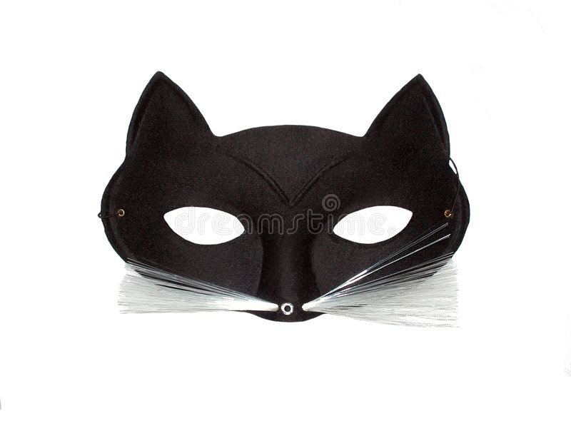 Download Cat Mask Royalty Free Stock Photos - Image: 2410008