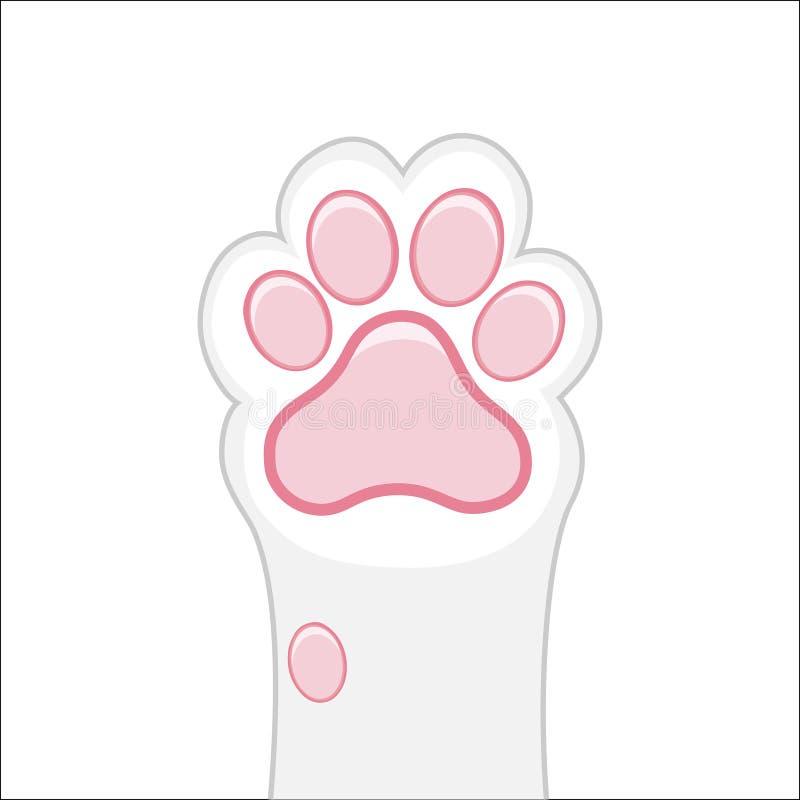 Logo Kitty Furry Cat Logo Paw Cartoon Logo Design Logo Stock Illustration Illustration Of Cats Kitten 148323720