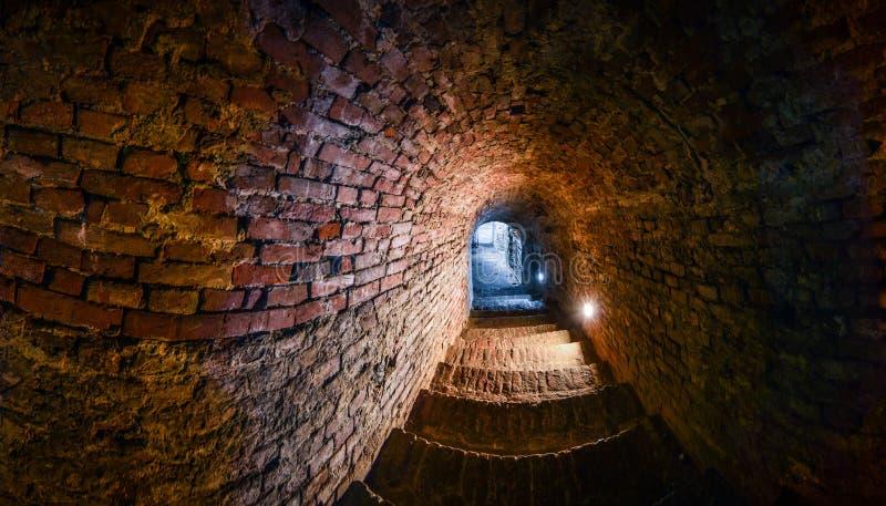 catacomb arkivfoton