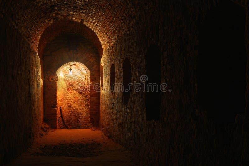 Catacomben Royalty-vrije Stock Fotografie