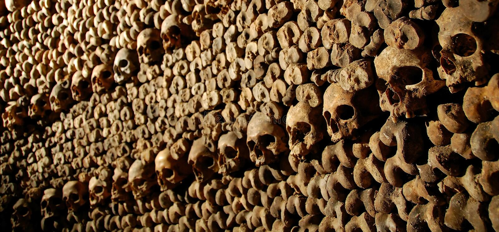 catacombes les obrazy royalty free