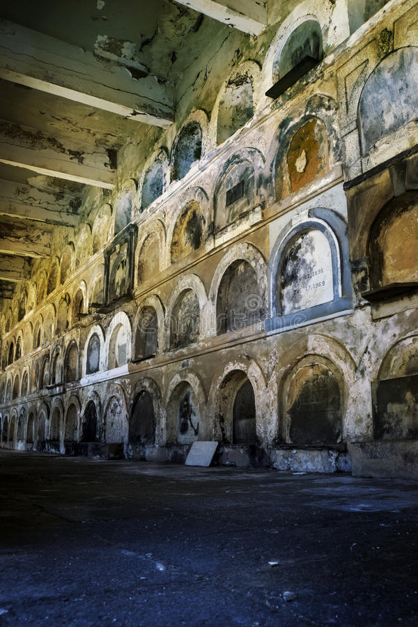 Free Catacombs Stock Image - 68897191