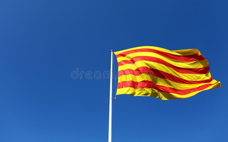 Download Catalan flag stock photo. Image of waving, wave, catalonia - 32681618