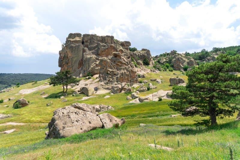 Catalhoyuk Oldest Town in World. Catalhoyuk is oldest town in world with large Neolithic and Chalcolithic best preserved city settlement in Cumra, Konya. It was stock photos