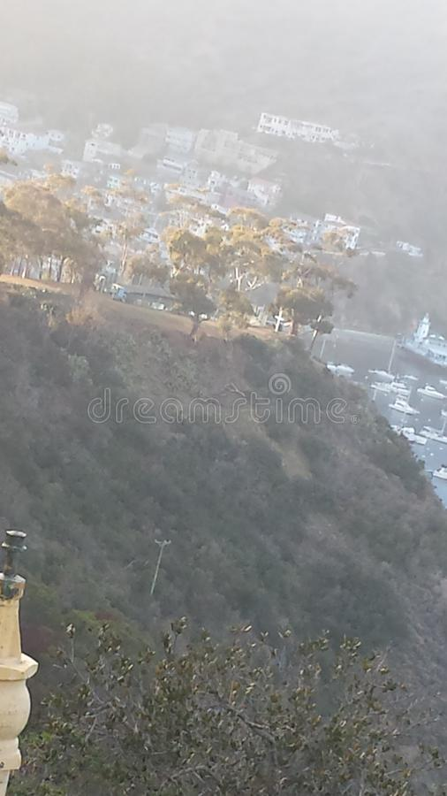 Catalina Island royalty-vrije stock foto