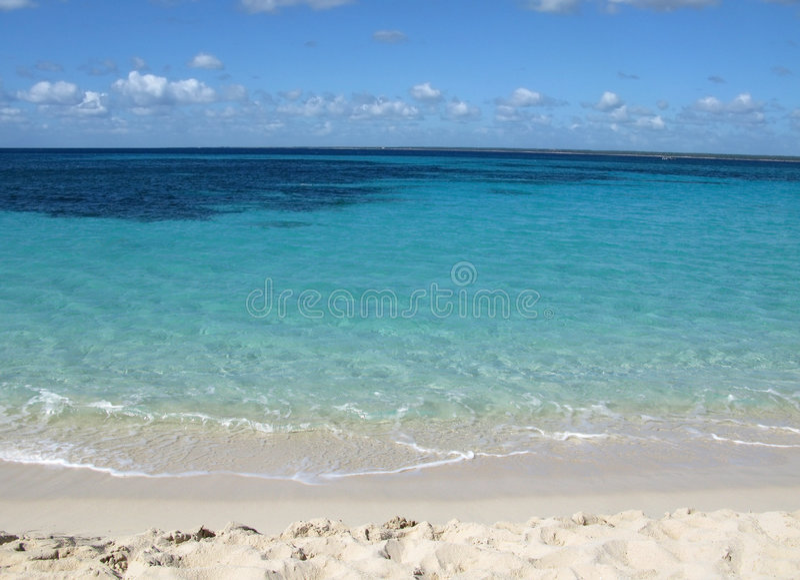 Catalina island, Dominican Republic stock images