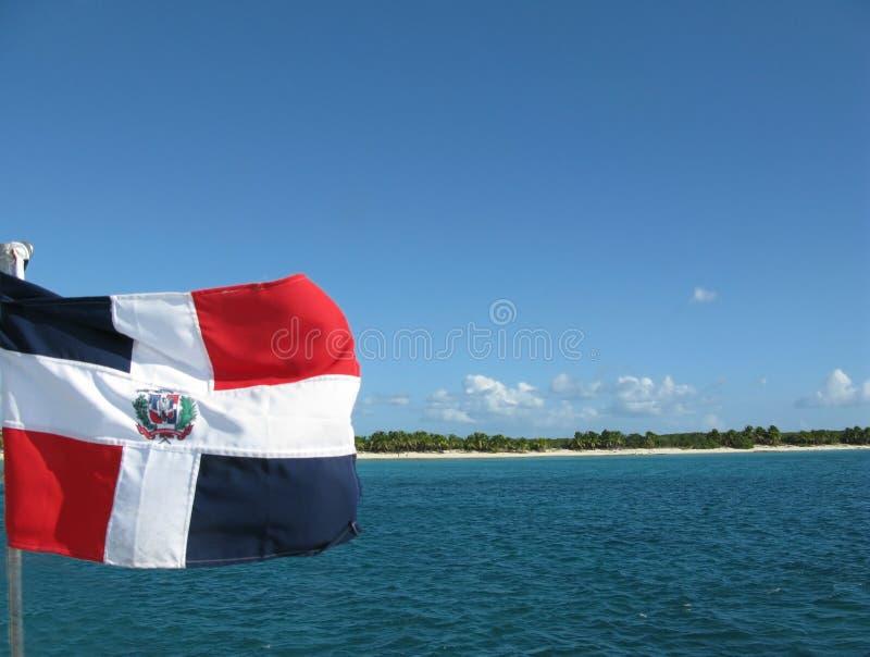 Catalina island, Dominican Republic royalty free stock photos