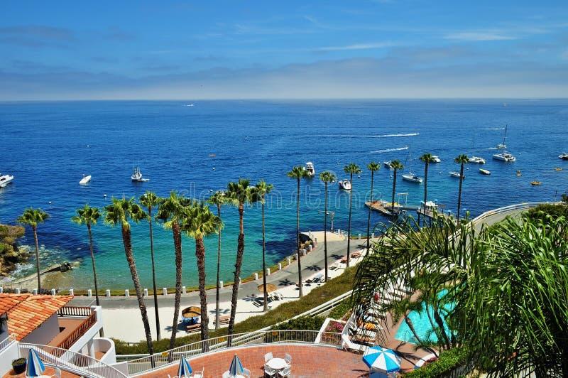 Catalina Island royalty free stock photography