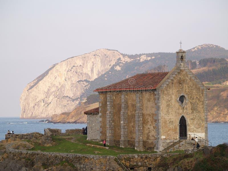 catalina kyrkliga santa arkivbild