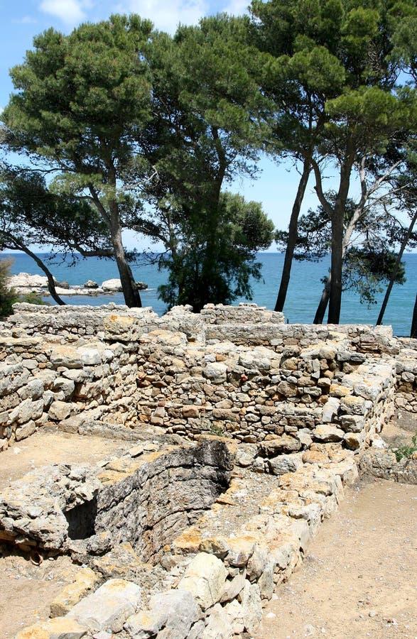 catalonia emp fördärvar grekiska ries spanjor royaltyfri fotografi