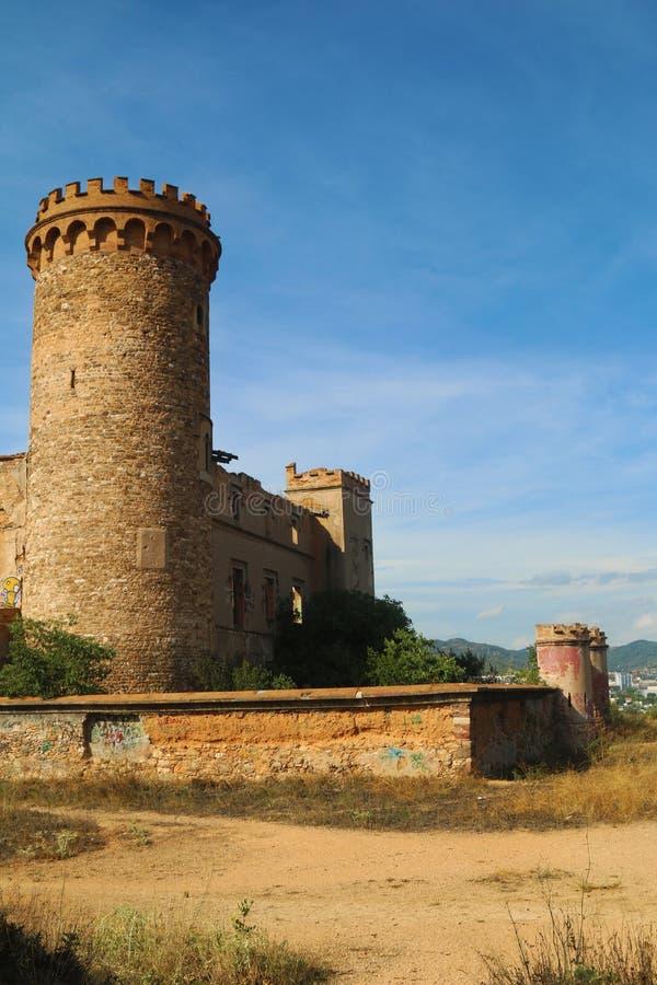 Catalonia, Spanien natur och landskap Europa lopp wanderlust royaltyfri fotografi