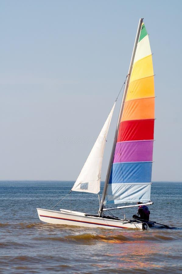 Catamaran photographie stock