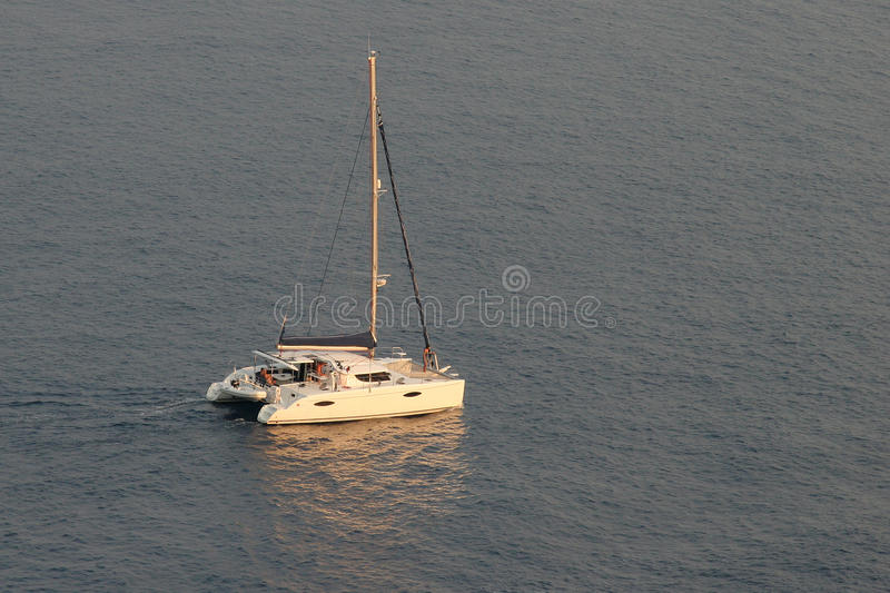 Download Catamaran stock photo. Image of water, yacht, ship, trip - 29606286