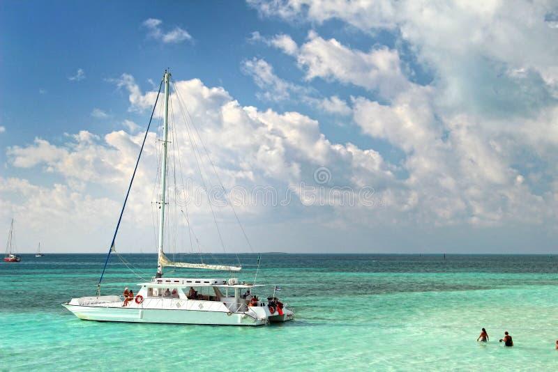Catamaran images stock