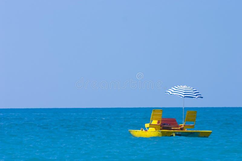 Catamaran royalty-vrije stock foto