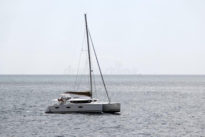 catamaran immagine stock
