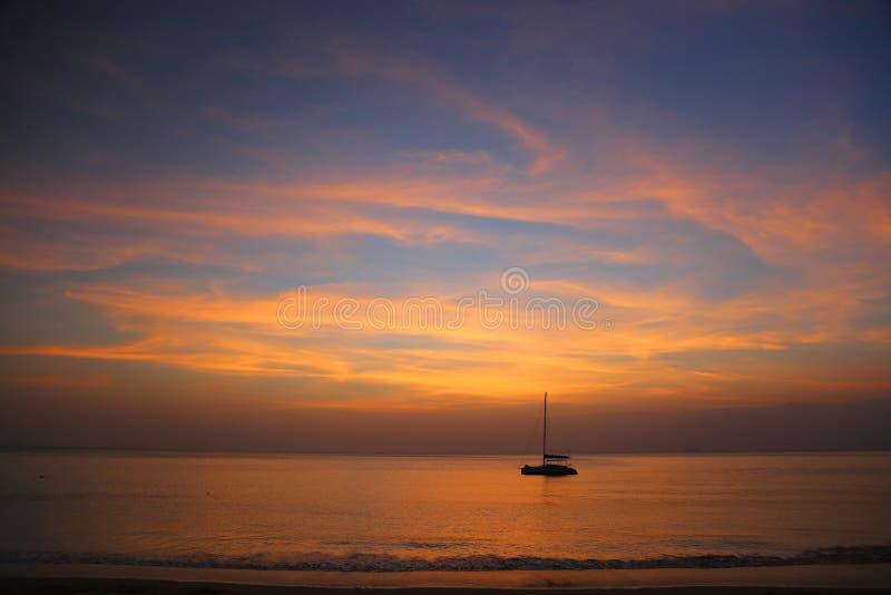 catamaran fotografia stock