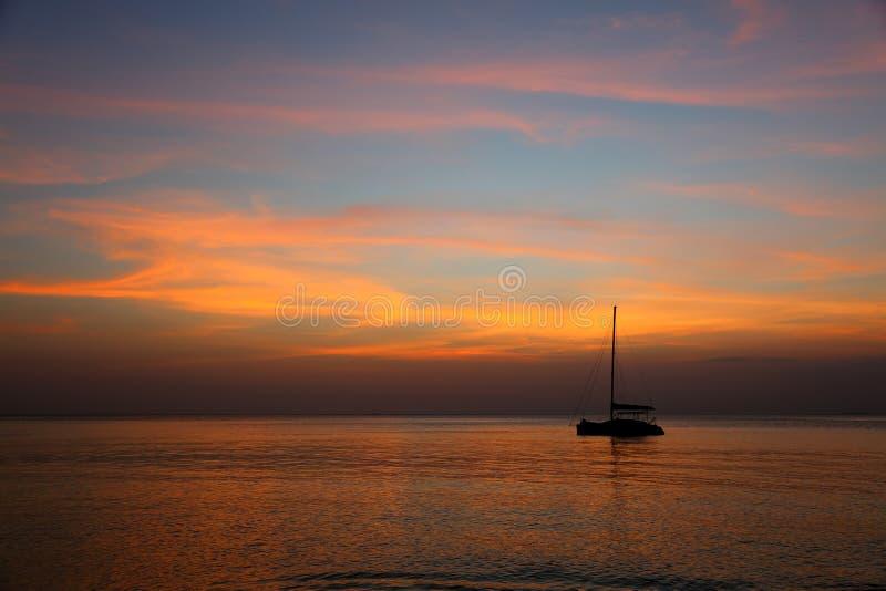 catamaran fotografie stock libere da diritti