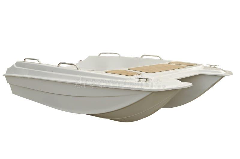 Catamaran de canot automobile photo stock