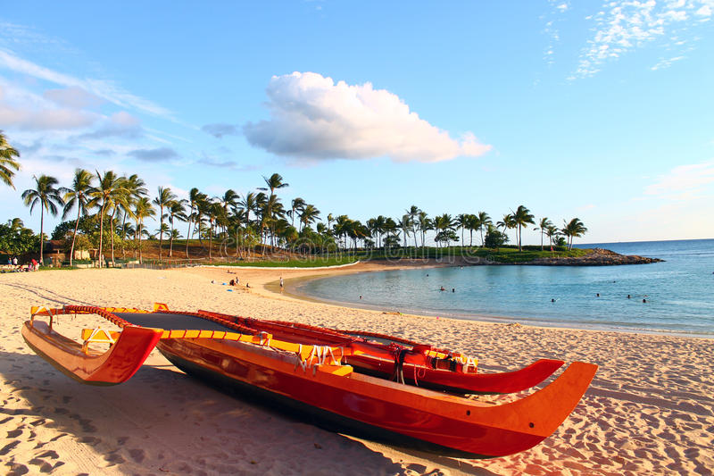 Catamaran prospective royalty free stock image
