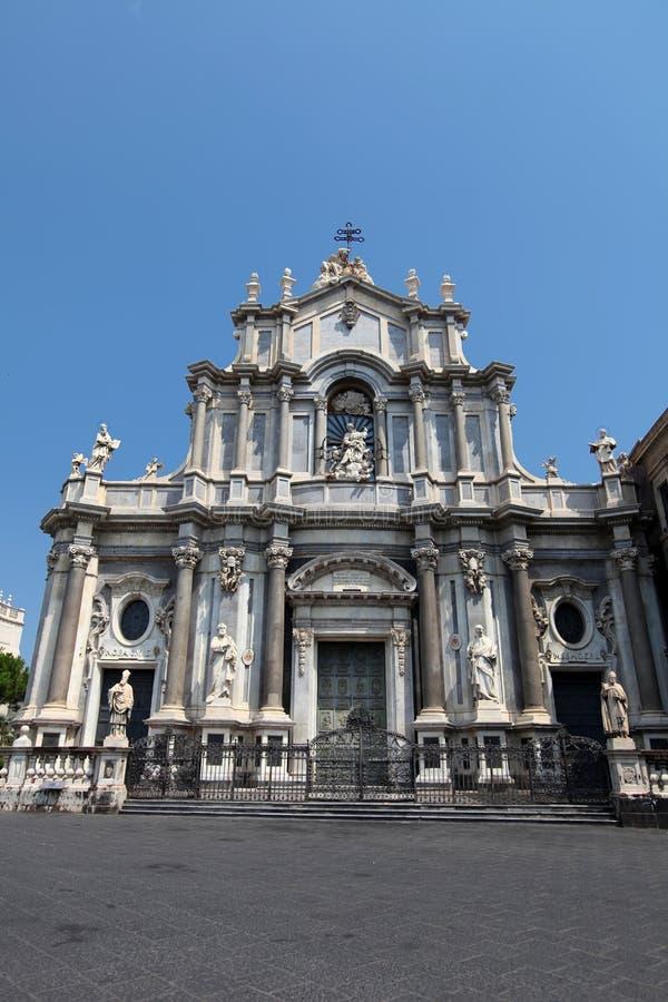 Catanië, Italië stock foto's