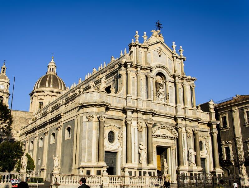 Catania, Italia imagens de stock royalty free