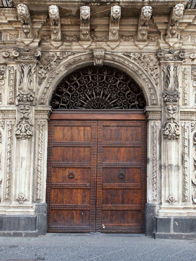 Catania, Italia imagen de archivo