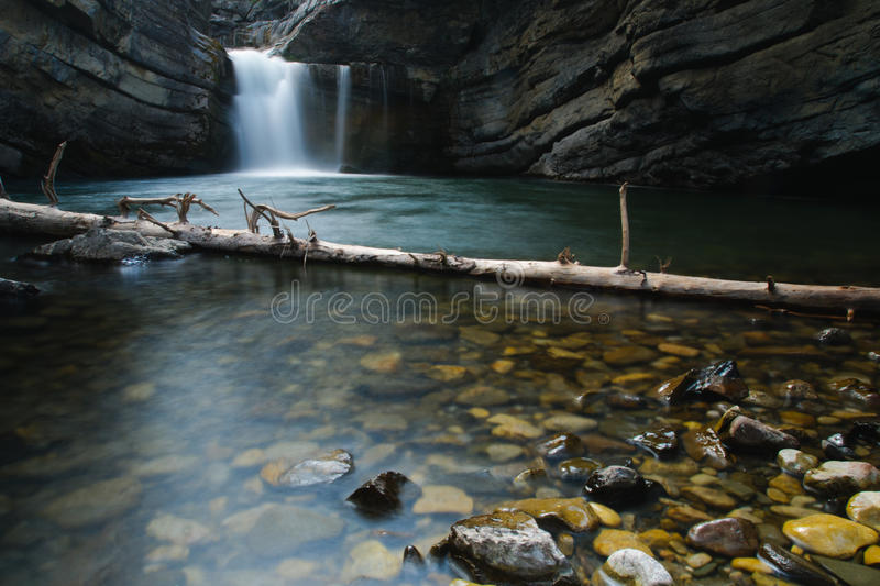 Download Cataract Falls Royalty Free Stock Images - Image: 22110629