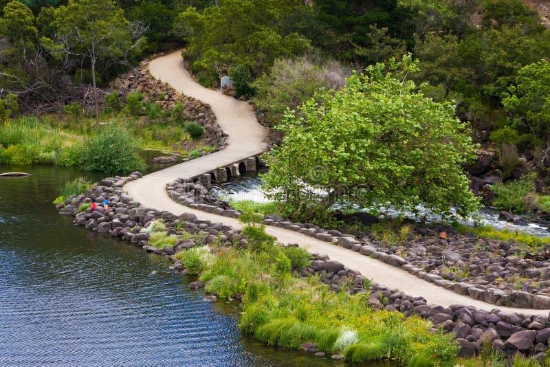 Download Cataract Gorge, Tasmania stock photo. Image of peaceful - 17120950