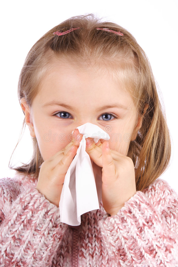 Download Catarrh stock photo. Image of face, beauty, child, dose - 2091930