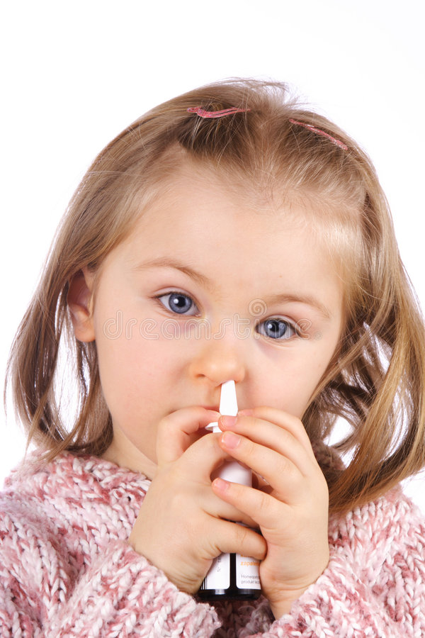 Catarrh stock images