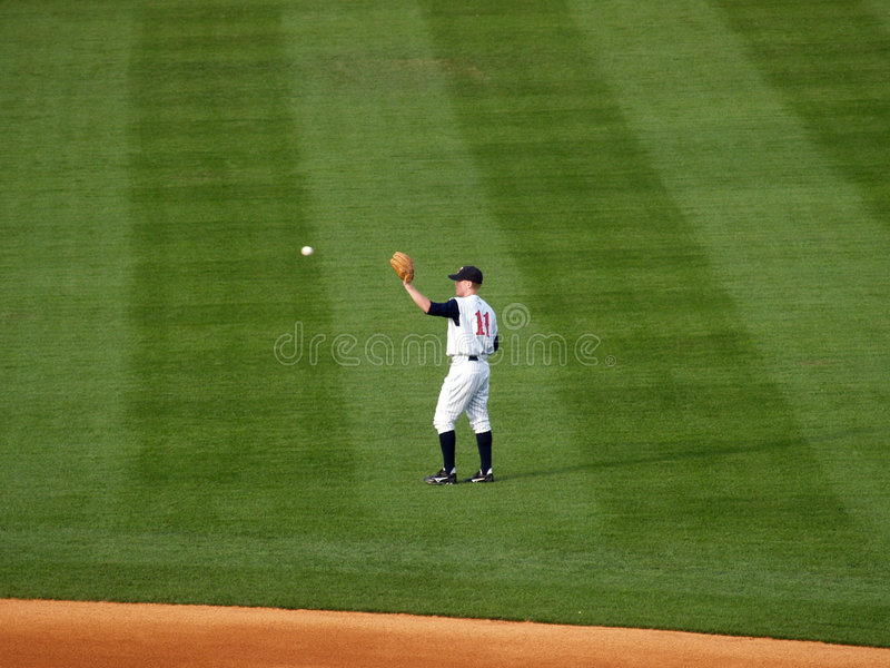 Catch the Ball stock photo