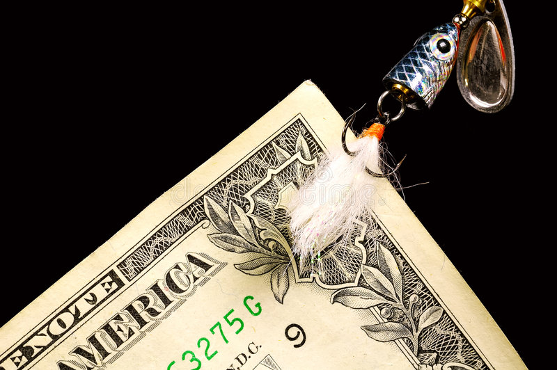Download Catch of the Day stock photo. Image of abstract, currency - 189908