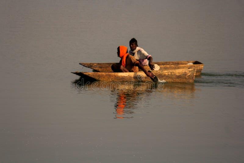 Catchers ψαριών στοκ φωτογραφία με δικαίωμα ελεύθερης χρήσης