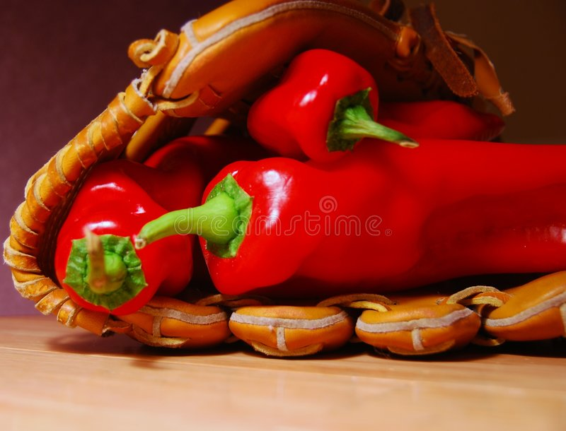Download Catching Heat stock photo. Image of glove, catching, harvest - 3624208