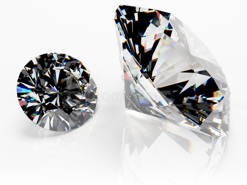 catchlight diamenty żadna para royalty ilustracja