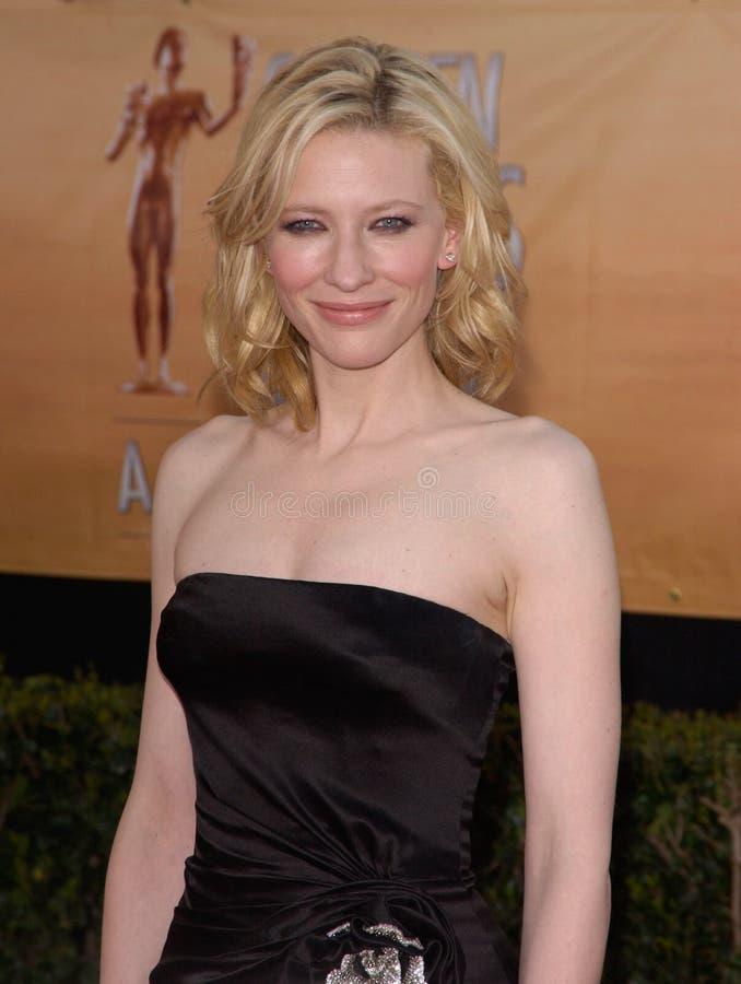 Cate Blanchett image stock