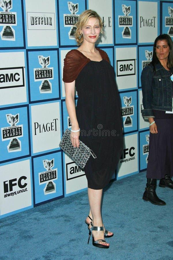 Download Cate Blanchett redaktionell bild. Bild av film, monica - 37344606