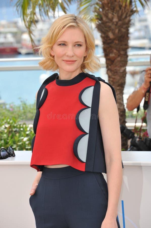 Cate Blanchett fotografia de stock