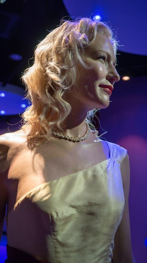 Cate Blanchett stock foto's