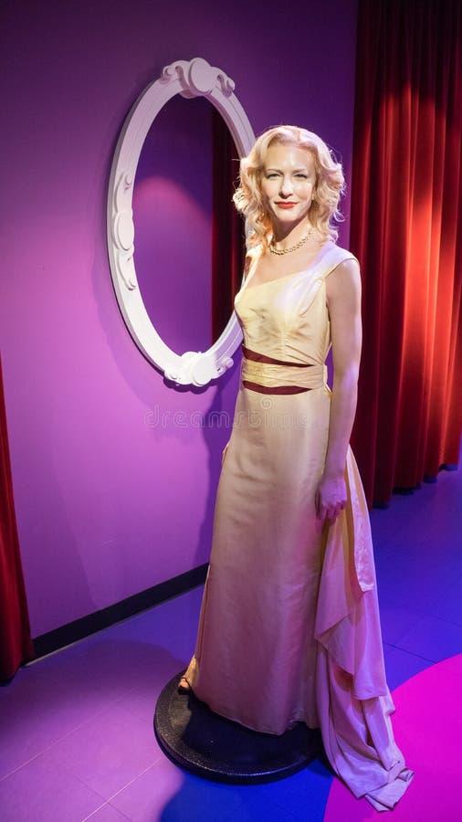 Cate Blanchett fotos de stock royalty free