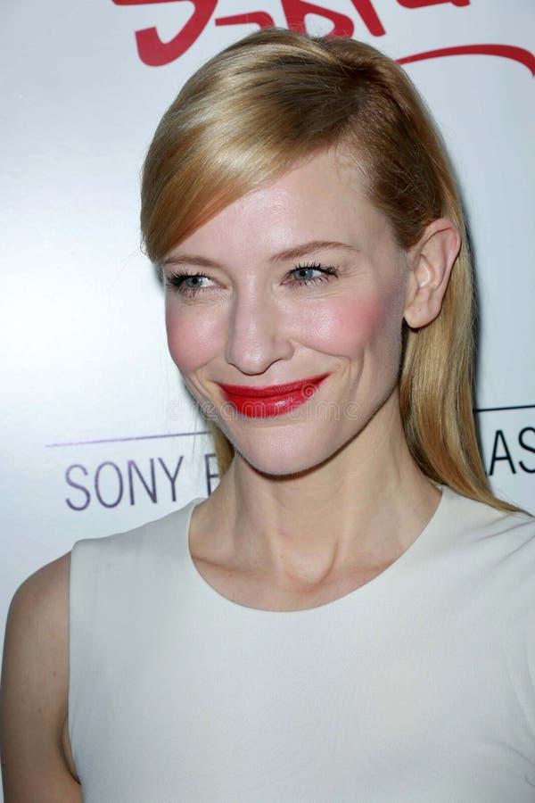 Cate Blanchett, CATE BLANCHETTE fotos de stock royalty free