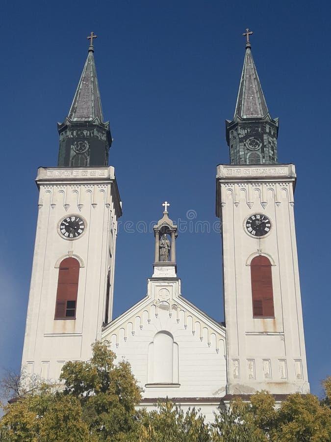 Catedral стоковая фотография rf